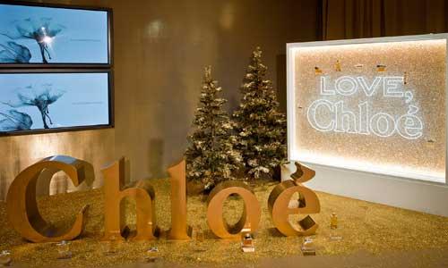 decoración de eventos firmas de moda 02 chloe | La florería
