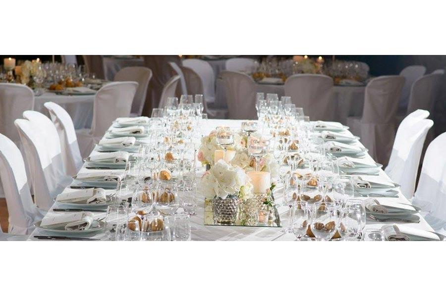 Diseño y creación de Centro de mesa Imperial clásico para cena | La Florería
