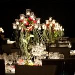 Diseño y creación de centro de mesa para evento en Mallorca | La Florería