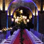 Diseño y creación de centro de mesa con Candelabro | La Florería