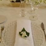 Centro de mesa para cena exclusiva en Barcelona | La Florería