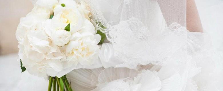 Ramo de novia clásico
