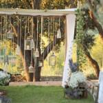 Diseño y creación de decoración ceremonia provenzal en el Maresme 00 | La Floreria