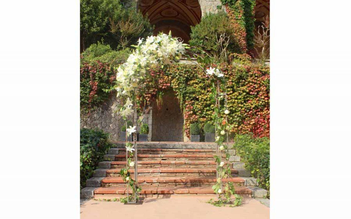 Diseño y creación de ceremonia Clásica en el Bell Recó 04 | La Florerá