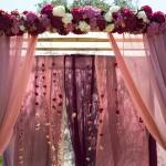 Diseño y decoración de ceremonia Hindú en Barcelona |La Florería