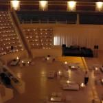 Decoración de espacio para evento y chill out para empresa en el MNAC 00 |La Florería