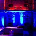 Decoración de espacio y chill out para evento en Fabrica Moritz 00 | La Florería