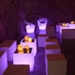 Decoración de Chill out en un palacio Barroco en Barcelona 00 |La Florería