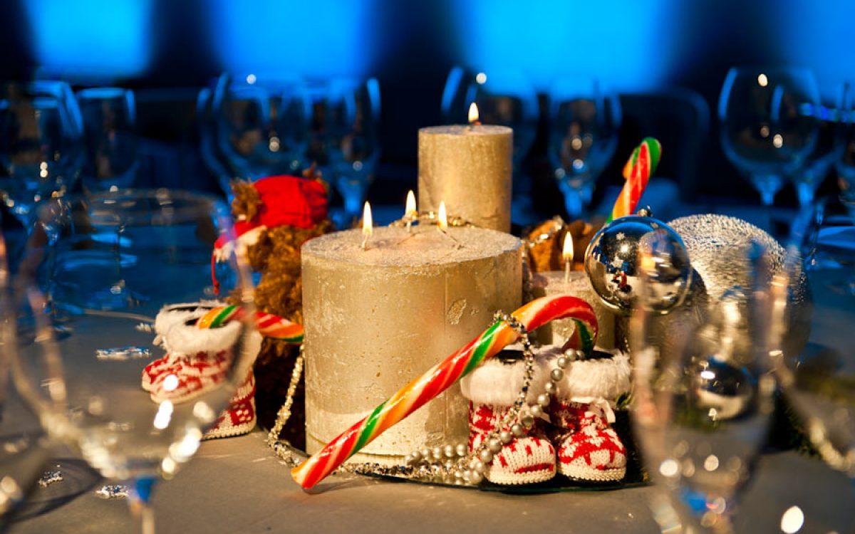 Casa Batlló decorada por la Florería para cena Navidad Coty Prestige 06 | La Florería