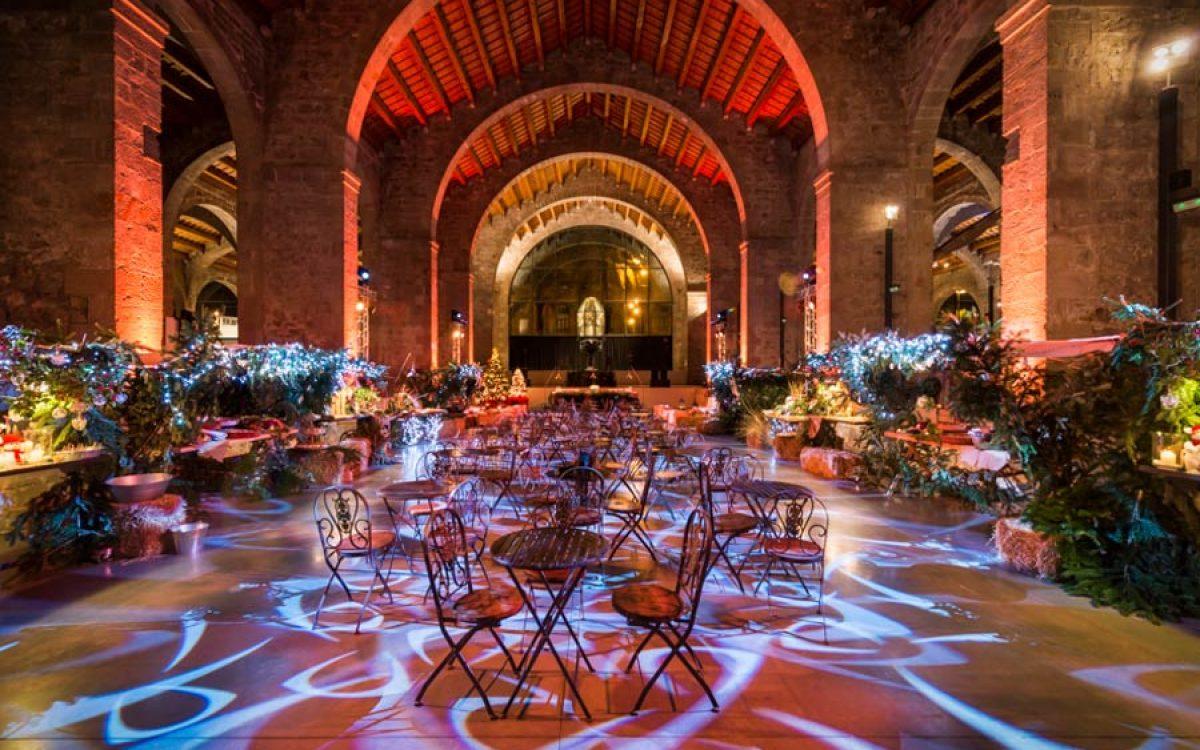 Cena de Navidad de Coty Prestige en Museu Maritim de Barcelona 50 | La Florería