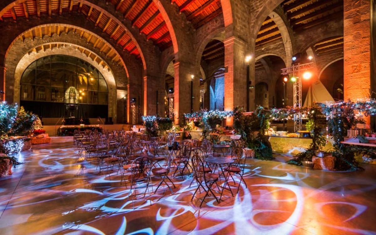 Cena de Navidad de Coty Prestige en Museu Maritim de Barcelona 47 | La Florería