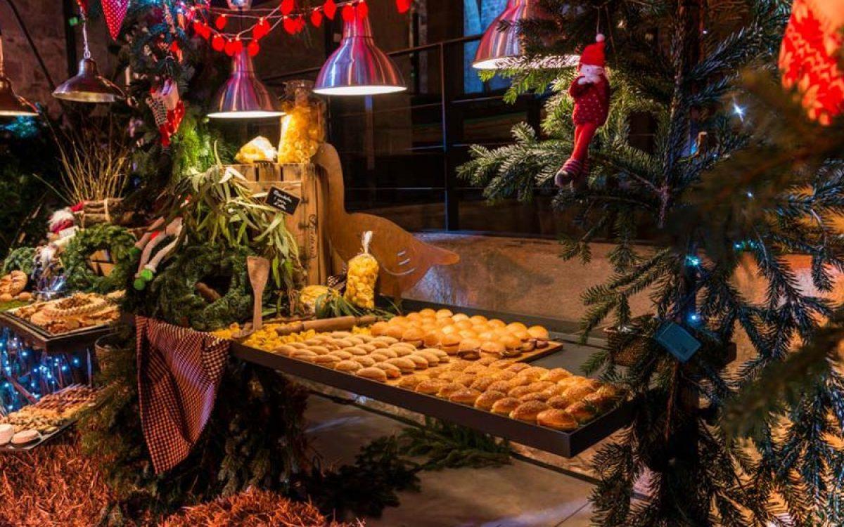 Museu Maritim Cena de Navidad de Coty Prestige en sala Teatro de Barcelona 38 | La Florería