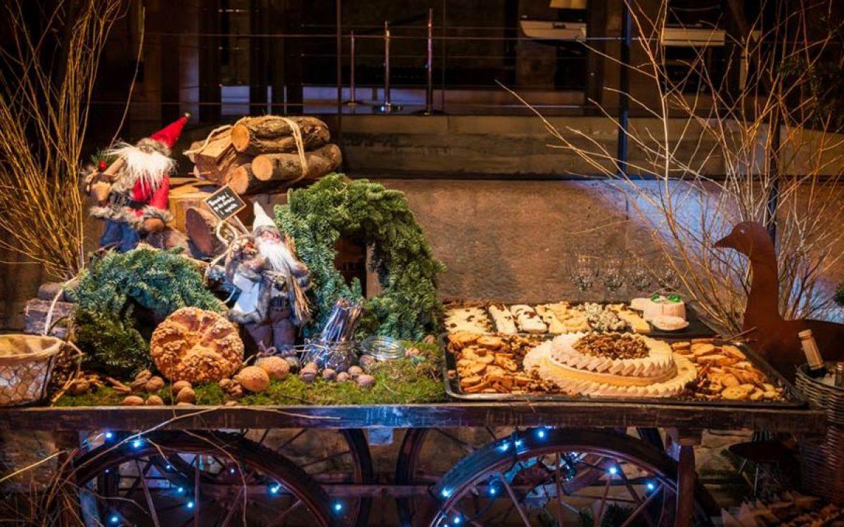 Museu Maritim Cena de Navidad de Coty Prestige en sala Teatro de Barcelona 35 | La Florería