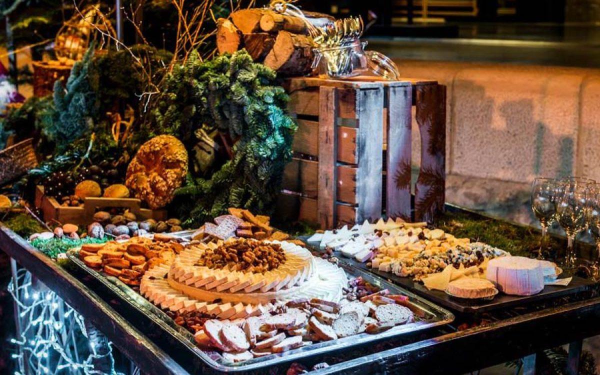 Museu Maritim Cena de Navidad de Coty Prestige en sala Teatro de Barcelona 26 | La Florería