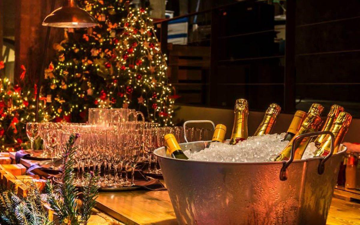 Museu Maritim Cena de Navidad de Coty Prestige en sala Teatro de Barcelona 20 | La Florería