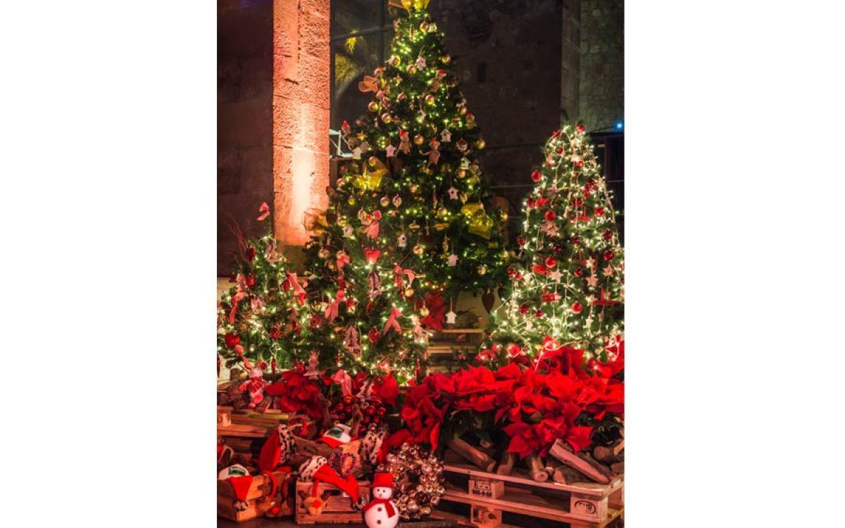Museu Maritim Cena de Navidad de Coty Prestige en sala Teatro de Barcelona 10 | La Florería