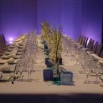 Decoración y puesta de escena de evento Iceberg en Macba 02 |La Florería