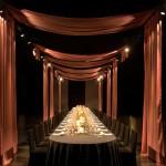 Decoración evento cena de gala en El Celler de Can Roca 01 | La Florería