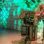 Evento Guess para presentación de producto decorado por La Florería 22 | La Florería