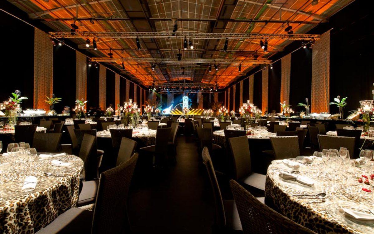 Decoración evento de empresa, cena de gala 22 | La Florería