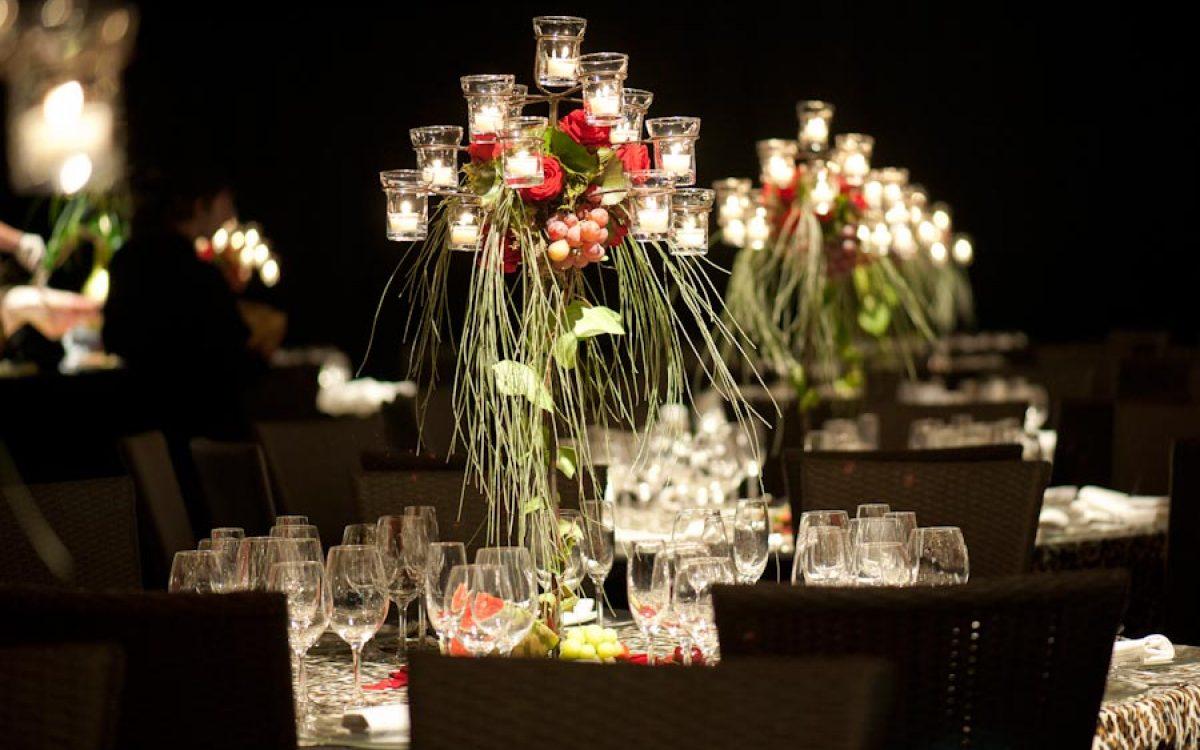 Decoración evento de empresa, cena de gala 19 | La Florería