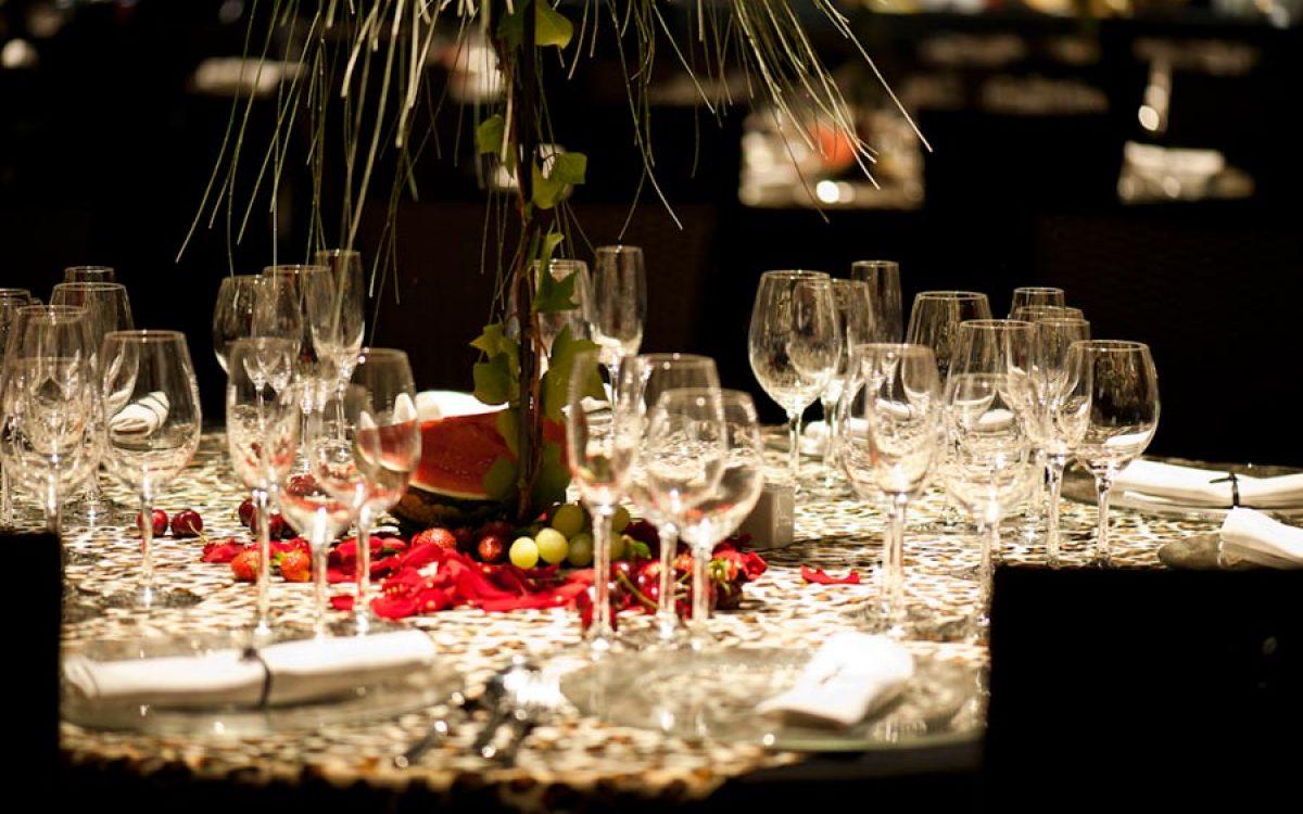 Decoración evento de empresa, cena de gala 16 | La Florería