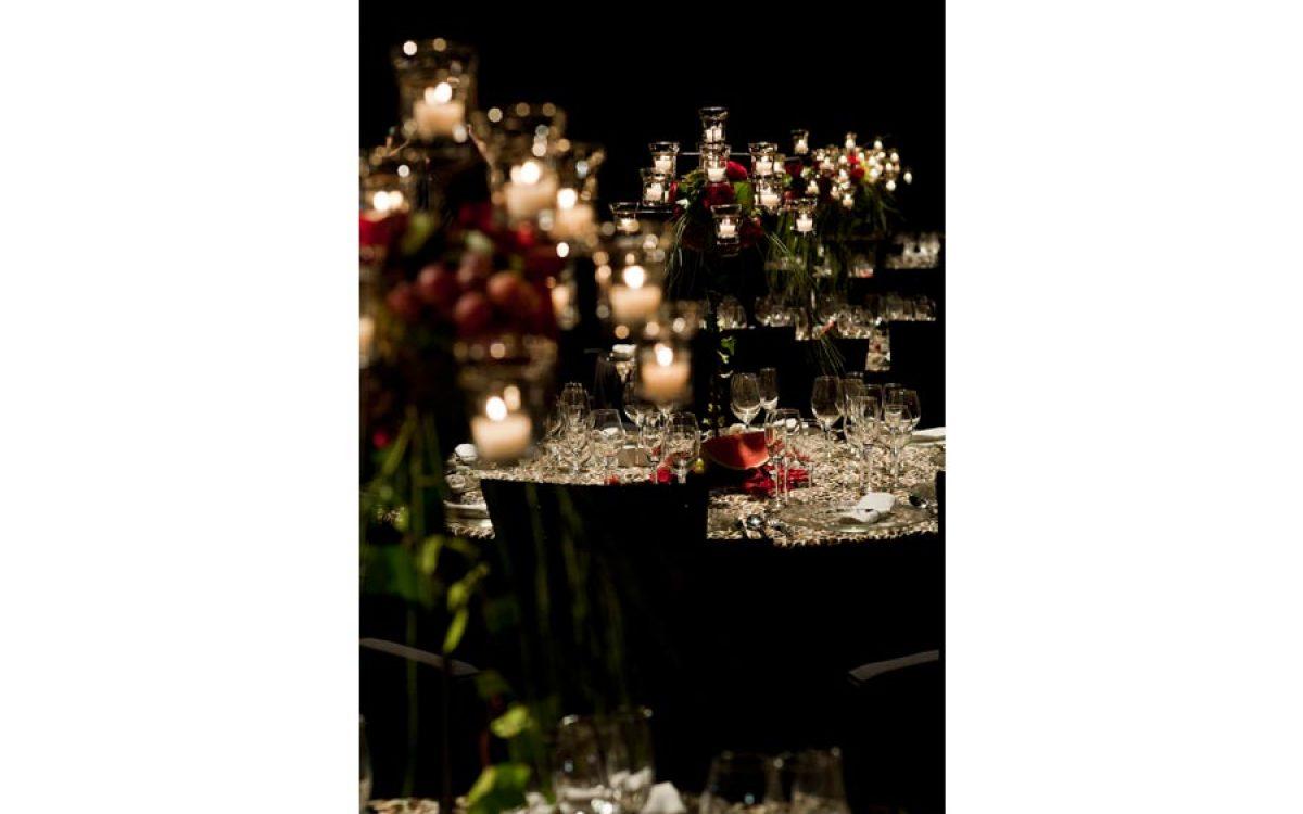 Decoración evento de empresa, cena de gala 12 | La Florería