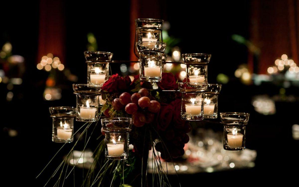 Decoración evento de empresa, cena de gala 03 | La Florería