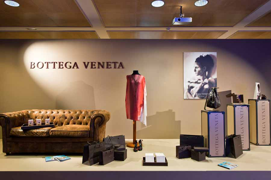 DECORACION EVENTO BOTTEGA VENETA