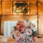 bouquet de rosas rosa palo 00 | la floreria