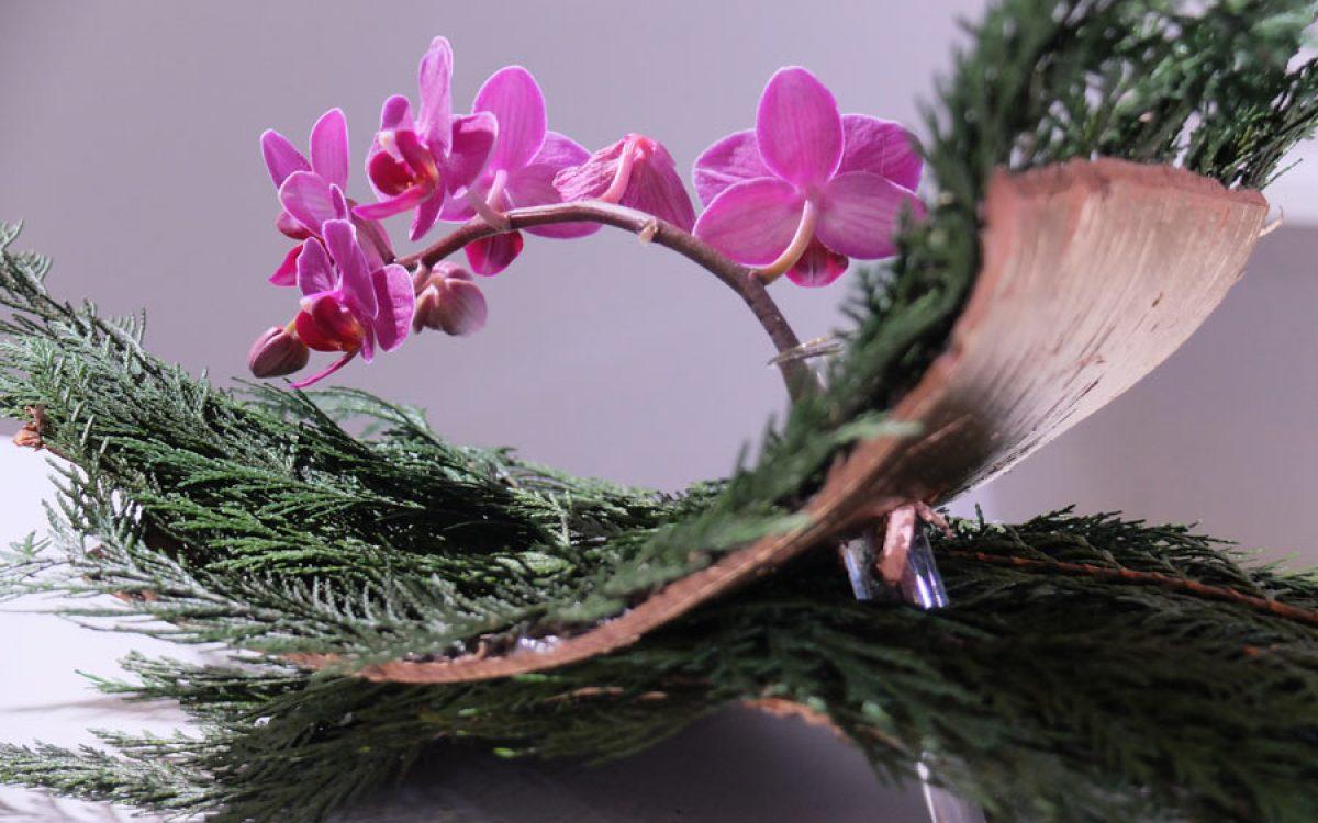 Decoración homenaje al 25 aniversario de la Bridal Week de Barcelona 09 | La Florería