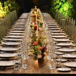 Centro de mesa para bodas inspiración Botanic |La F