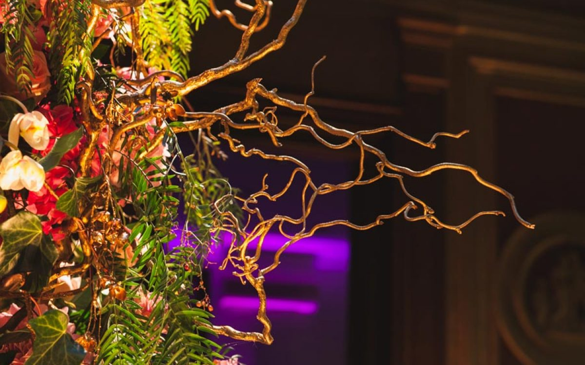 Decoración evento de empresa Vip de Cisco por La Florería 108 | La Florería