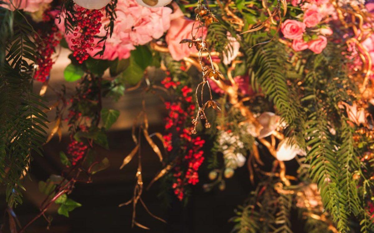 Decoración evento de empresa Vip de Cisco por La Florería 107 | La Florería