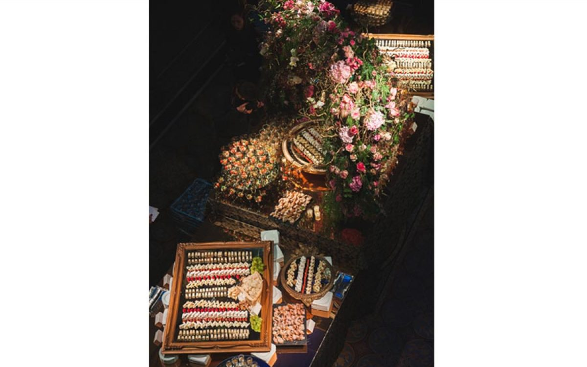 Decoración evento de empresa Vip de Cisco por La Florería 99 | La Florería