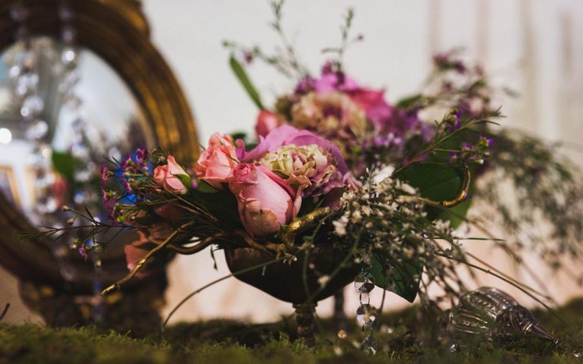 Decoración evento de empresa Vip de Cisco por La Florería 46 | La Florería