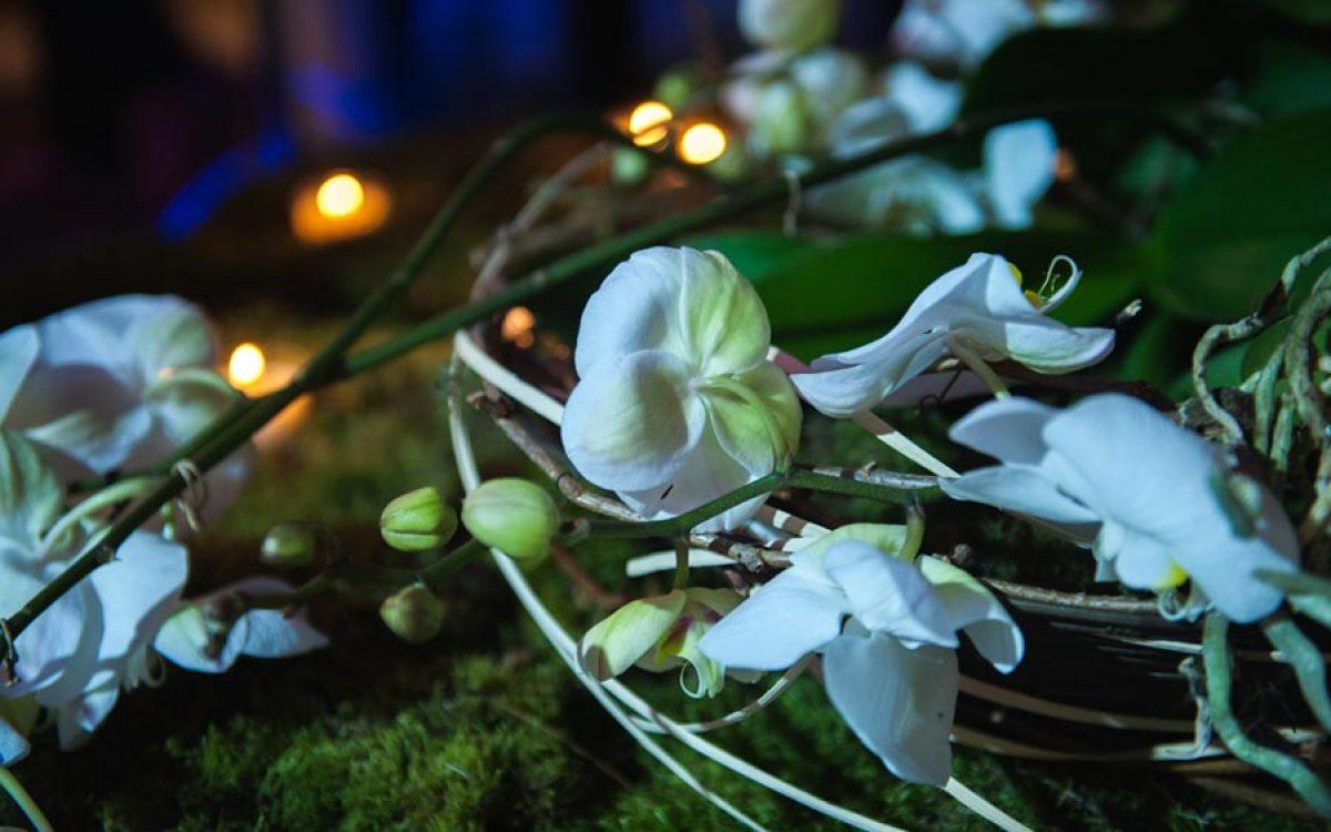 Decoración evento de empresa Vip de Cisco por La Florería 15 | La Florería