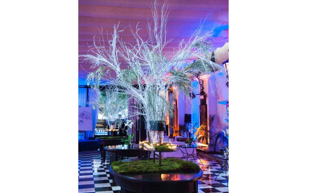 Decoración evento de empresa Vip de Cisco por La Florería 13 | La Florería