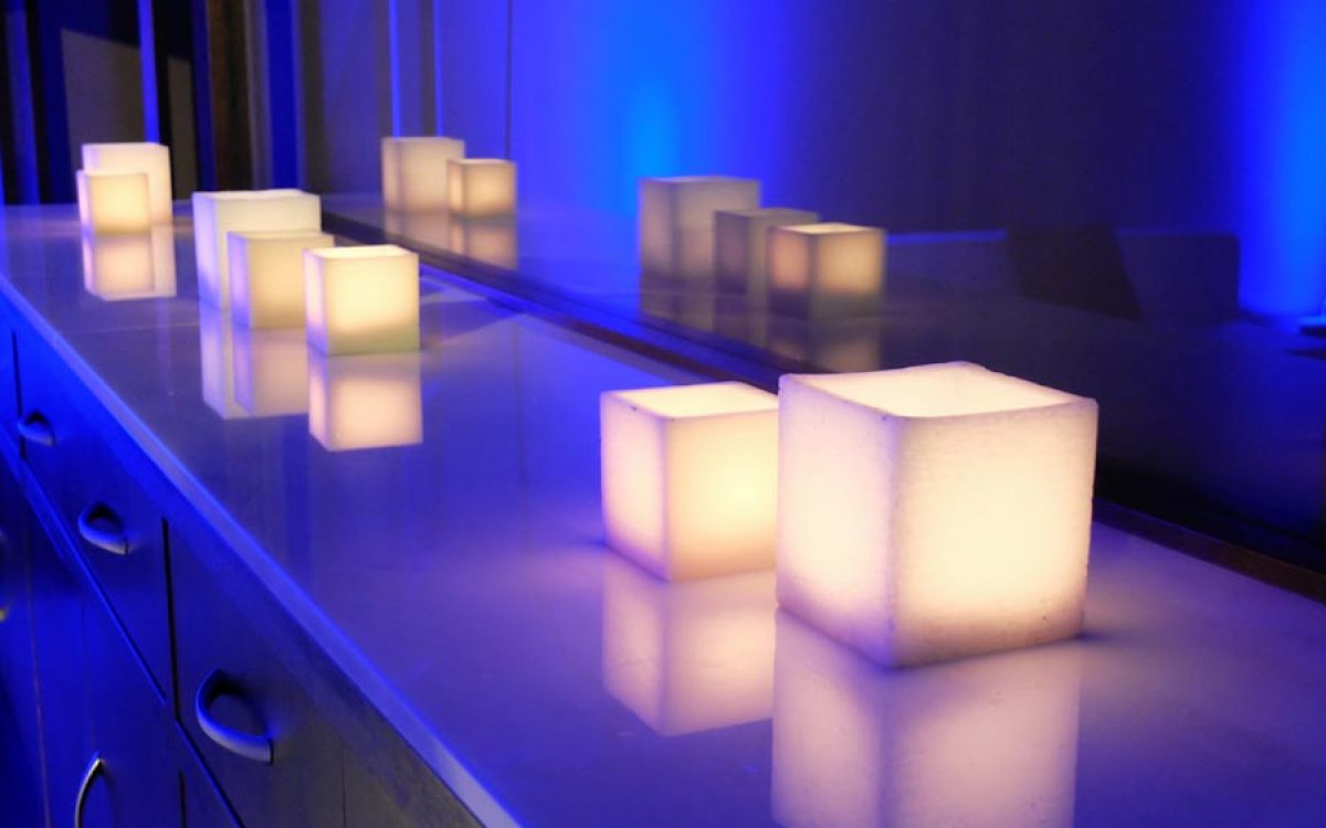 Decoración evento empresa en MNAC por La Florería 09 | LA Florería