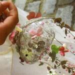 Diseño y creación de ramo de novia joya Medusa para novia 00 | La Florería