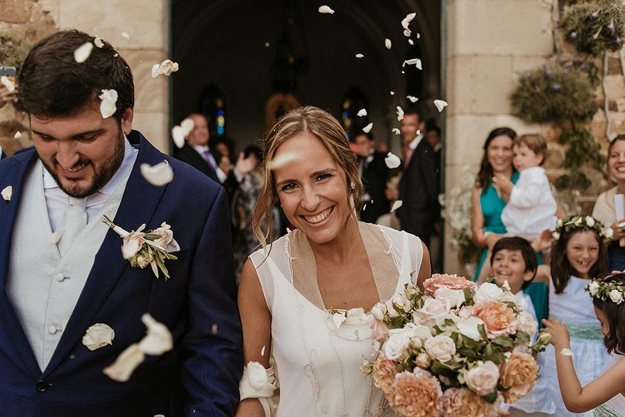 Decoración floral en boda en el Convent de Blanes por La Florería 08 | La Florería