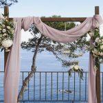 Ceremonia con vistas al mar en el Convent de Blanes 00 |La Florería