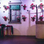 Decoración Andaluza por la Florería del Palauet Casades 00 |La Floreria