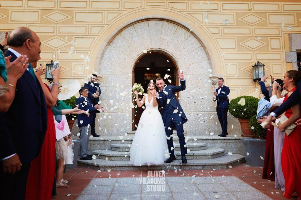 boda de Mireia y Darder en Bell Racó | La Florería Barcelona
