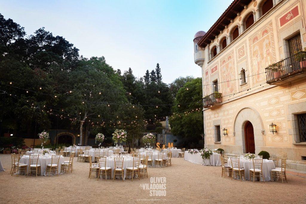 Una boda de ensueño en Bell Recó | La Florería Barcelona