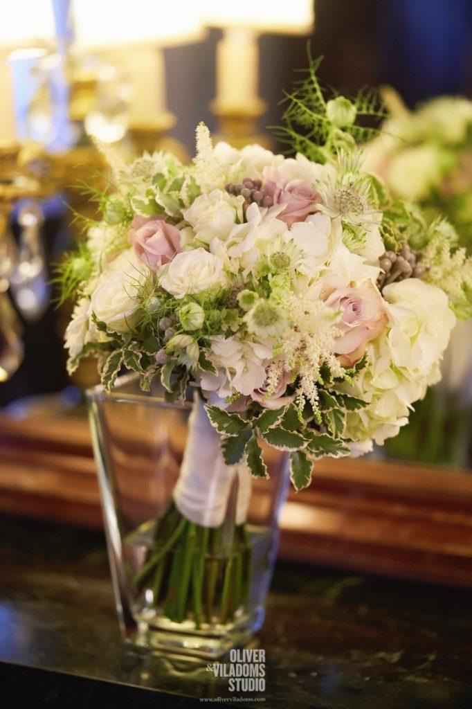 El ramo floral de la novia | La Florería Barcelona