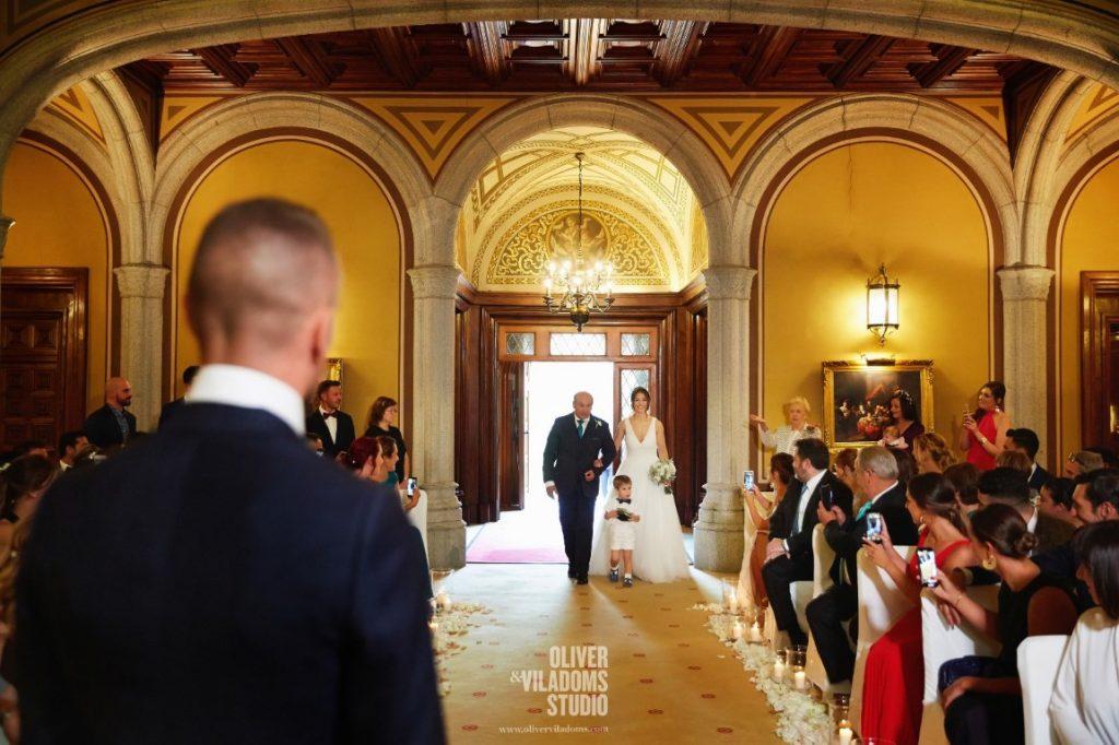 La boda de Mireia y Darder en Bell Recó | La Florería Barcelona